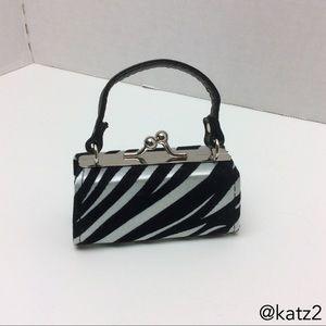 Mini Handbag Coin Purse NWOT